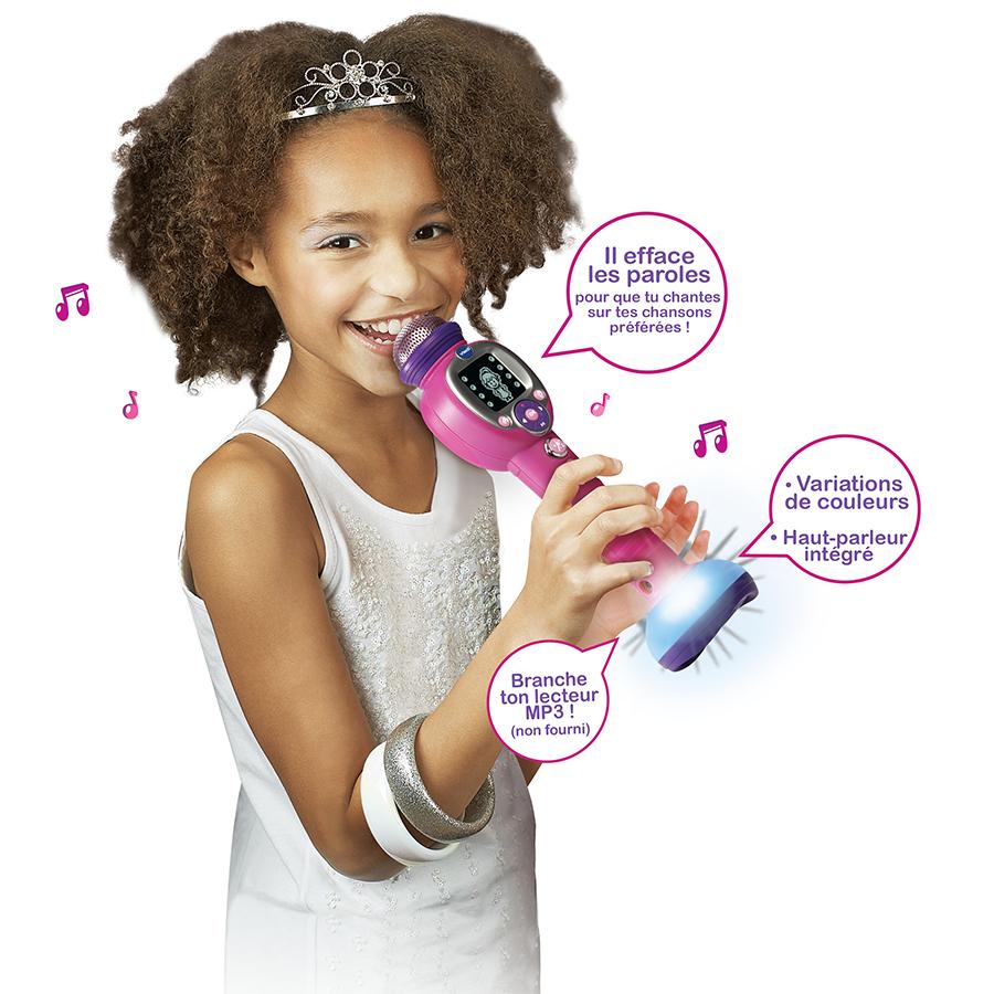 Kidi SuperStar Moov' - Micro enfant 6 ans et plus - VTech